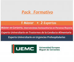 4 pack master y expertos4