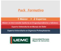 4 pack master y expertos8