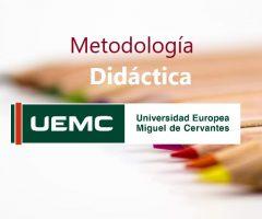 curso metodologia didactica