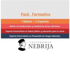 (PMN3) OFERTA MÁSTER + 2 EXPERTOS 4º