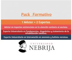(PMN4) OFERTA MÁSTER + 2 EXPERTOS 3º
