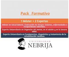 (PMN6) OFERTA MÁSTER + 2 EXPERTOS 1º